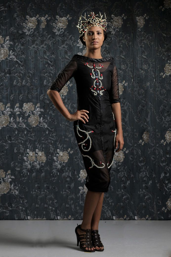 Weiz Dhurm Franklyn Bridget Bishop is King Lookbook - BellaNaija - August2014011