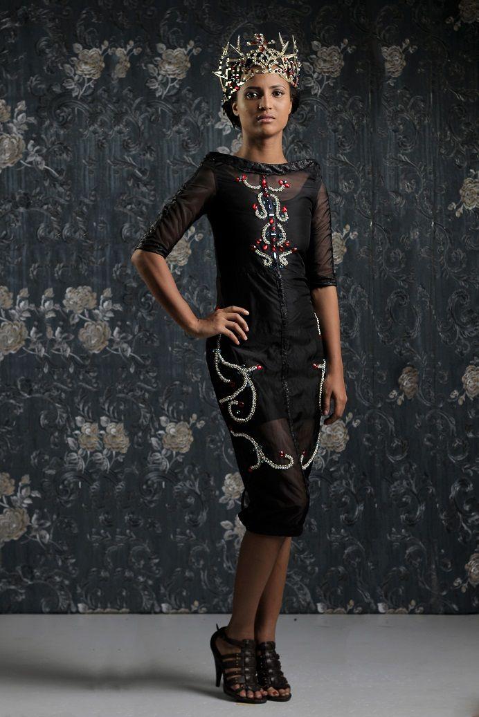 Weiz Dhurm Franklyn Bridget Bishop is King Lookbook - BellaNaija - August2014011