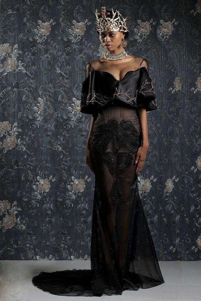 Weiz Dhurm Franklyn Bridget Bishop is King Lookbook - BellaNaija - August2014013