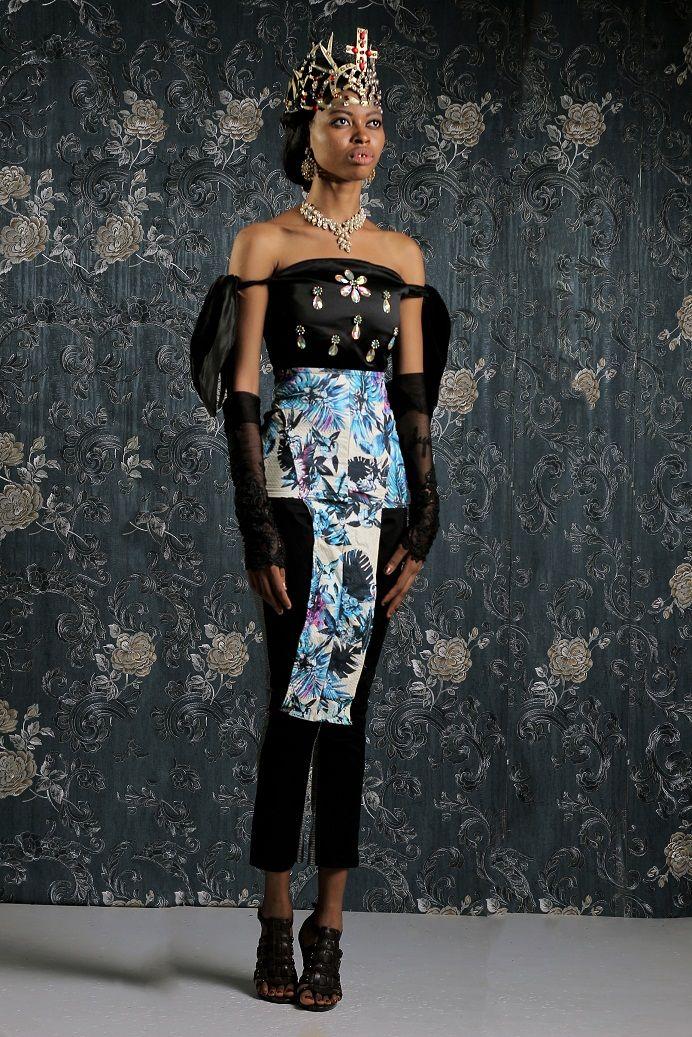 Weiz Dhurm Franklyn Bridget Bishop is King Lookbook - BellaNaija - August2014015