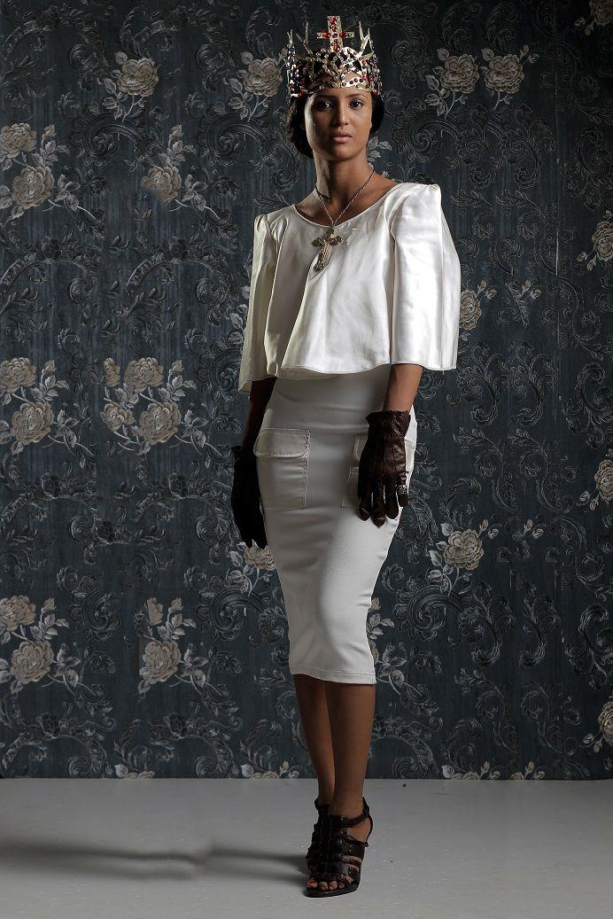 Weiz Dhurm Franklyn Bridget Bishop is King Lookbook - BellaNaija - August2014019