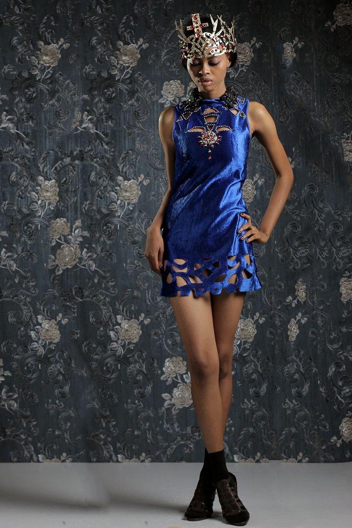 Weiz Dhurm Franklyn Bridget Bishop is King Lookbook - BellaNaija - August2014021