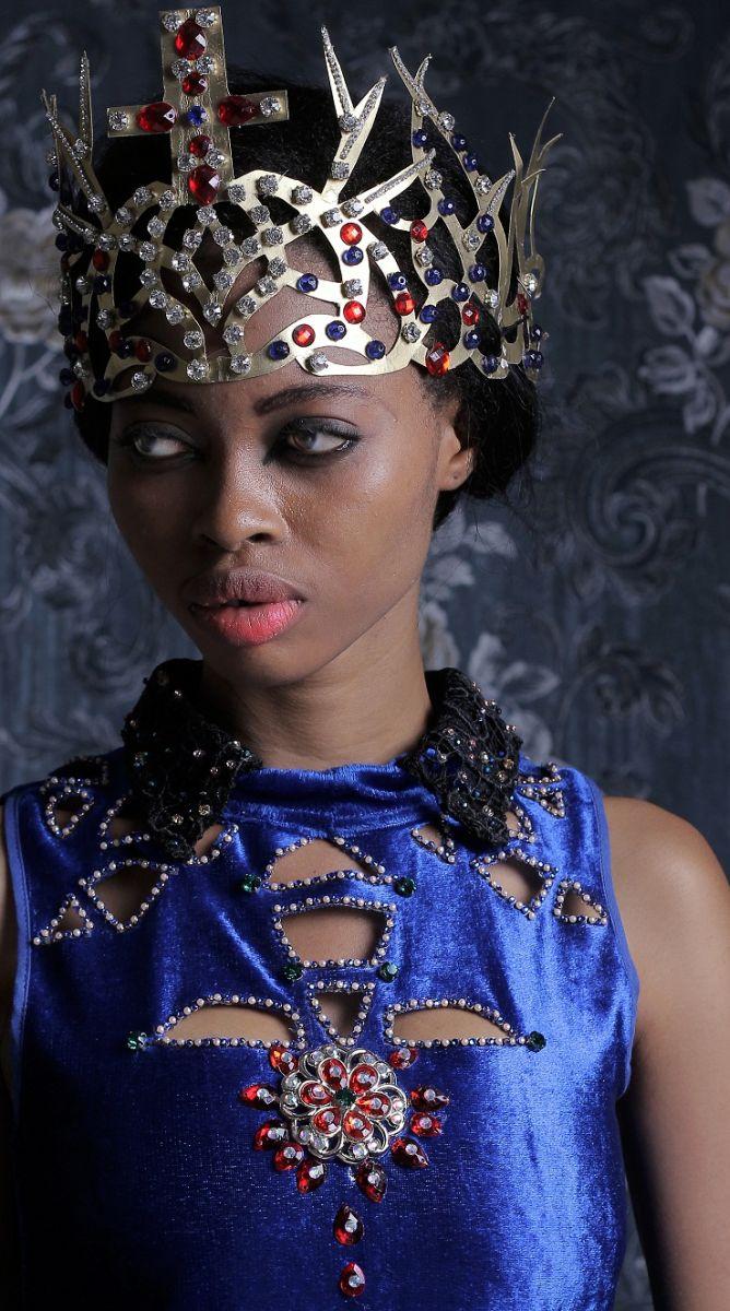 Weiz Dhurm Franklyn Bridget Bishop is King Lookbook - BellaNaija - August2014022