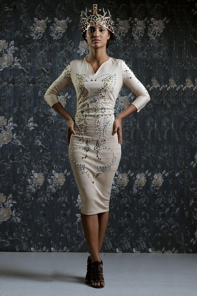 Weiz Dhurm Franklyn Bridget Bishop is King Lookbook - BellaNaija - August2014029