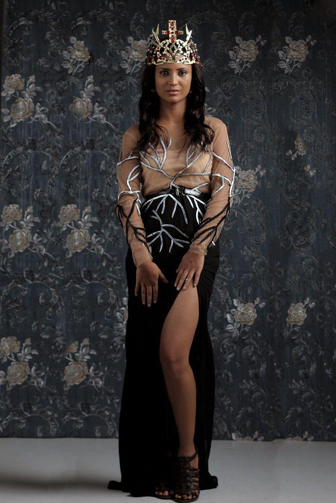 Weiz Dhurm Franklyn Bridget Bishop is King Lookbook - BellaNaija - August2014032