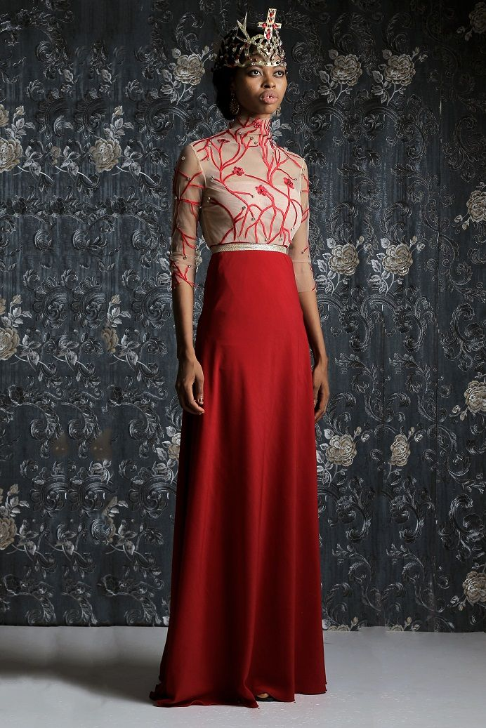 Weiz Dhurm Franklyn Bridget Bishop is King Lookbook - BellaNaija - August2014033