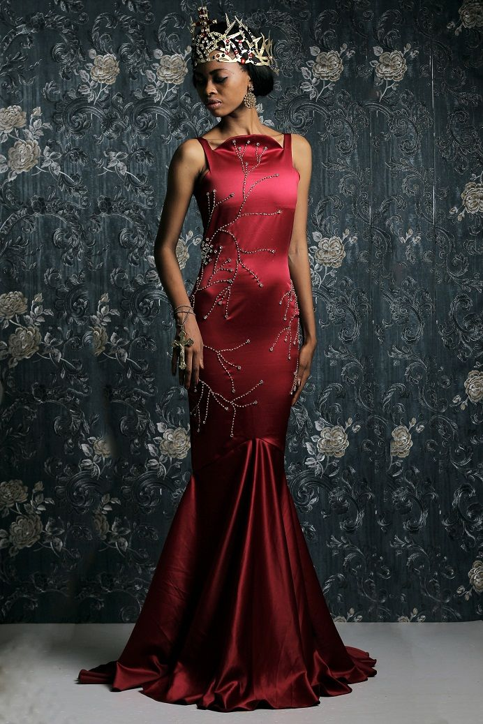 Weiz Dhurm Franklyn Bridget Bishop is King Lookbook - BellaNaija - August2014041