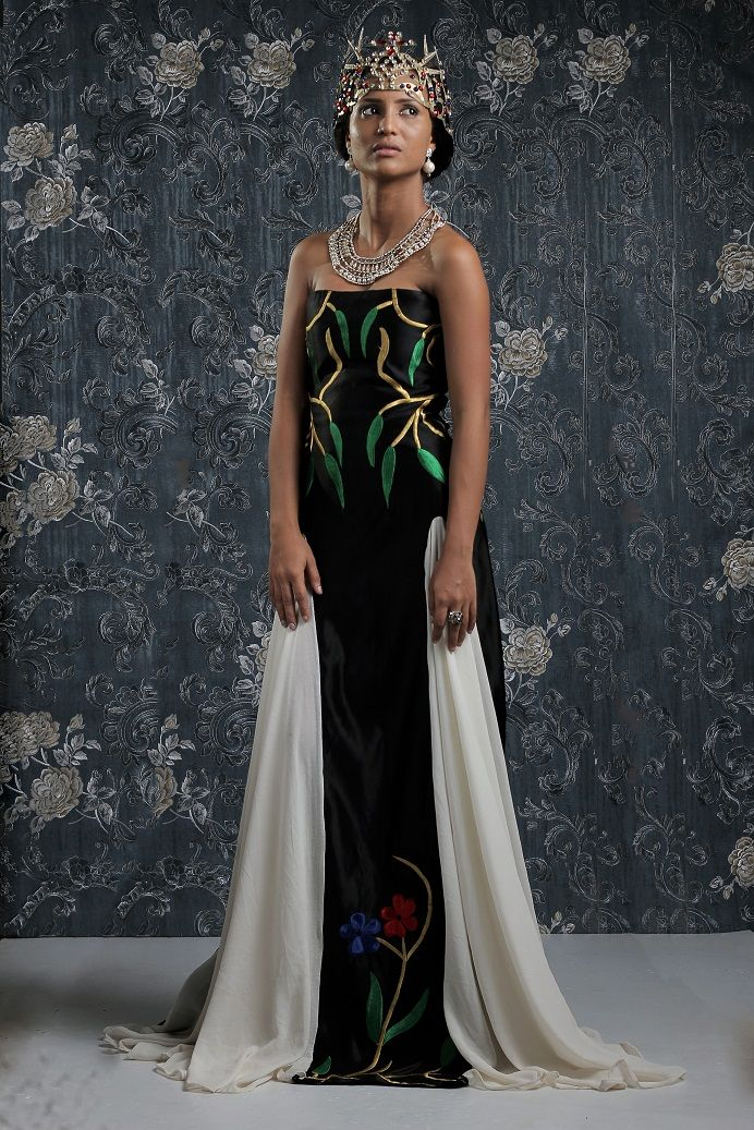 Weiz Dhurm Franklyn Bridget Bishop is King Lookbook - BellaNaija - August2014046