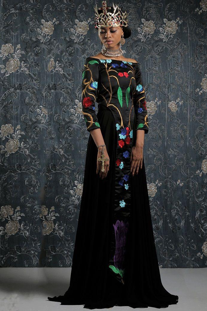 Weiz Dhurm Franklyn Bridget Bishop is King Lookbook - BellaNaija - August2014047