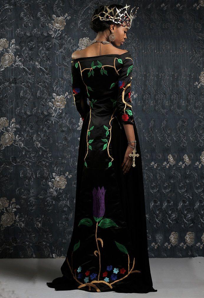 Weiz Dhurm Franklyn Bridget Bishop is King Lookbook - BellaNaija - August2014048