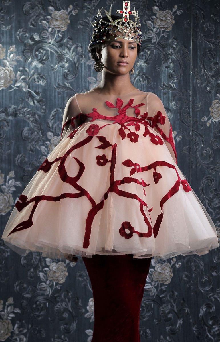 Weiz Dhurm Franklyn Bridget Bishop is King Lookbook - BellaNaija - August2014051