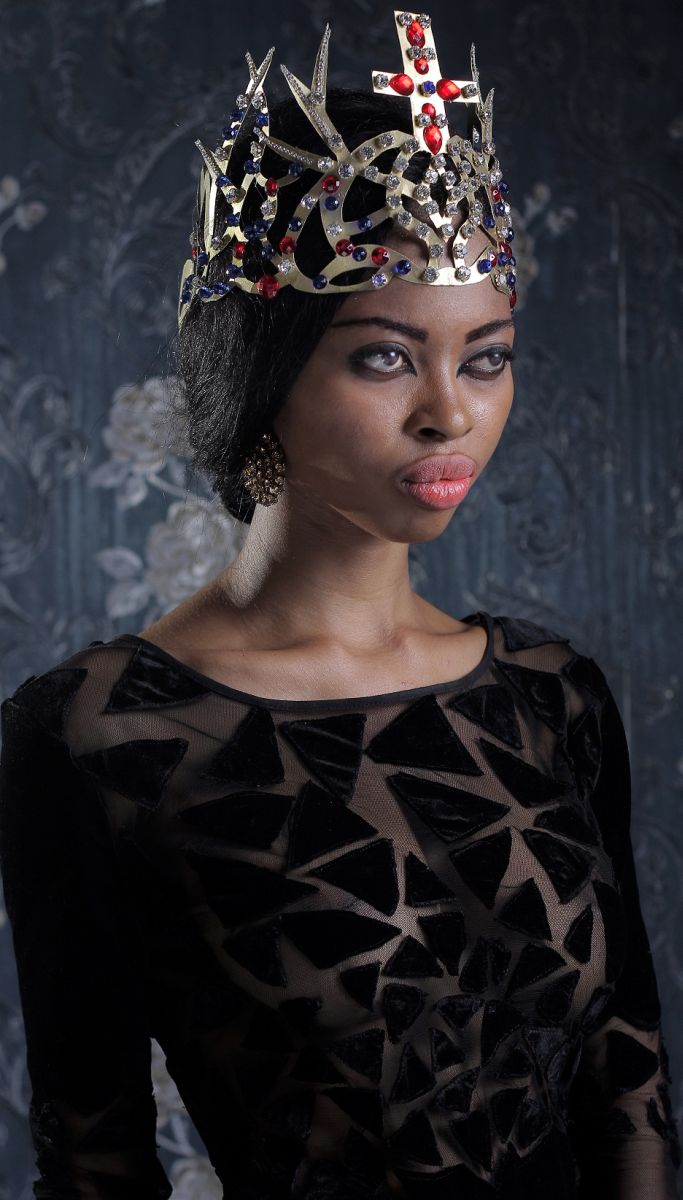 Weiz Dhurm Franklyn Bridget Bishop is King Lookbook - BellaNaija - August2014066