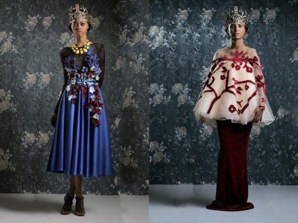 Weiz Dhurm Franklyn Bridget Bishop is King Lookbook - BellaNaija - August2014072