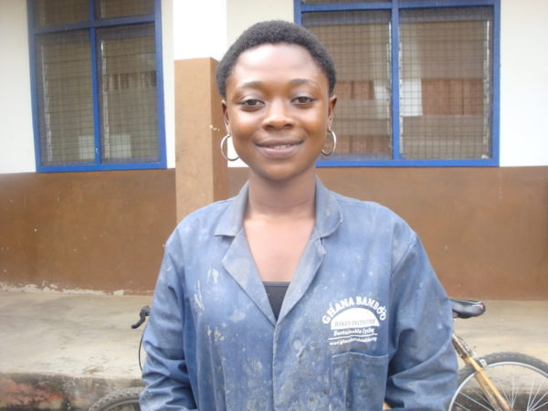 Winifred - Ghana