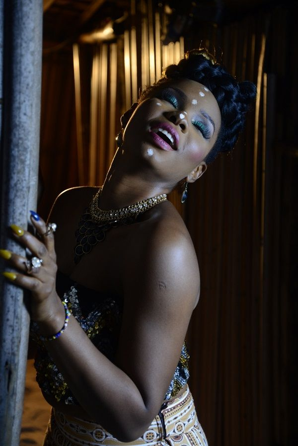Yemi Alade's Video Shoot - August 2014 - BellaNaija.com 01009
