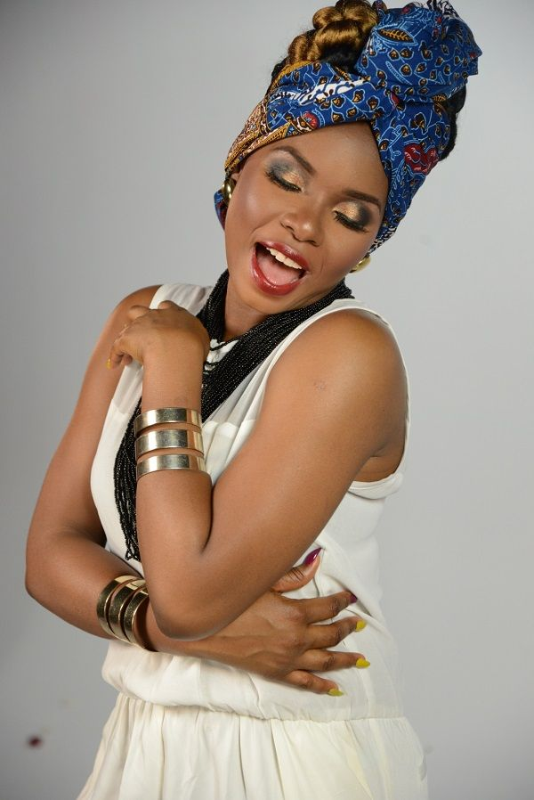 Yemi Alade's Video Shoot - August 2014 - BellaNaija.com 01014