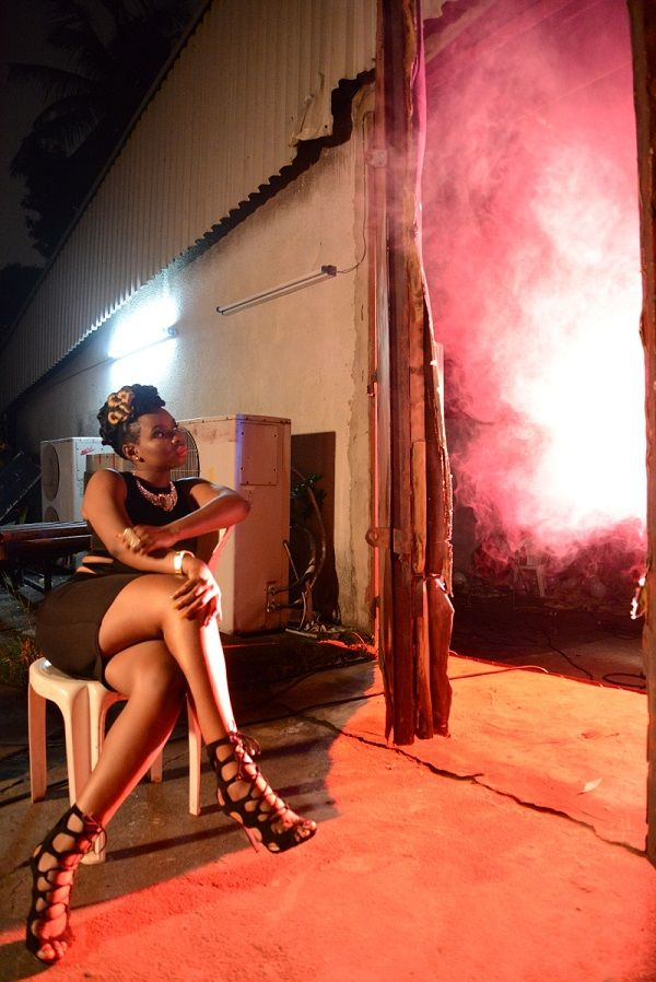 Yemi Alade's Video Shoot - August 2014 - BellaNaija.com 01015