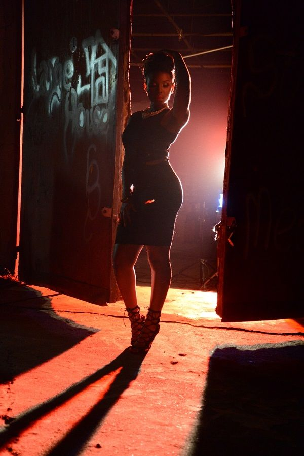 Yemi Alade's Video Shoot - August 2014 - BellaNaija.com 01016