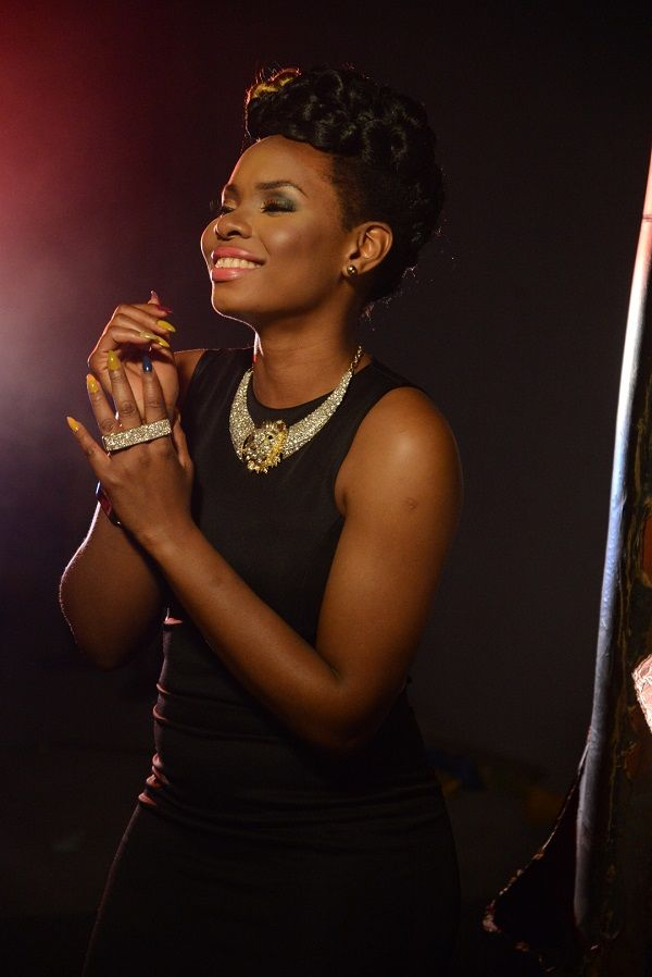 Yemi Alade's Video Shoot - August 2014 - BellaNaija.com 01018