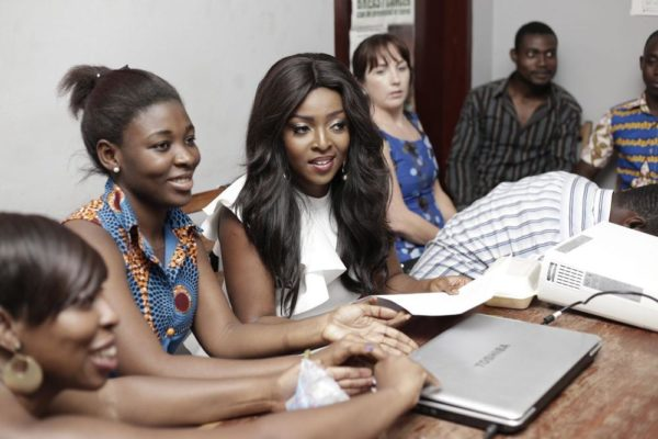 Yvonne Okoro Charity Event - August 2014 - BellaNaija.com 01004