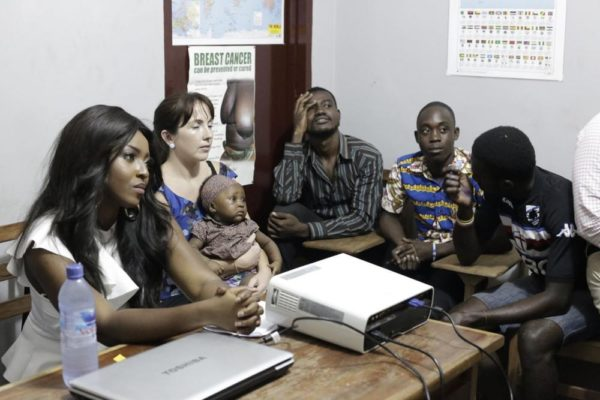 Yvonne Okoro Charity Event - August 2014 - BellaNaija.com 01006