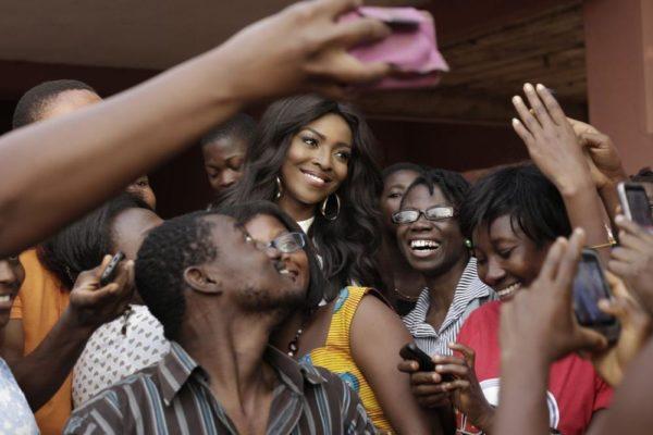 Yvonne Okoro Charity Event - August 2014 - BellaNaija.com 01007