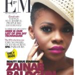 Zainab Balogun - Exquisite Magazine - August 2014 - BellaNaija,com 01