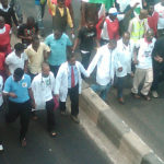 doctors_march Bella Naija