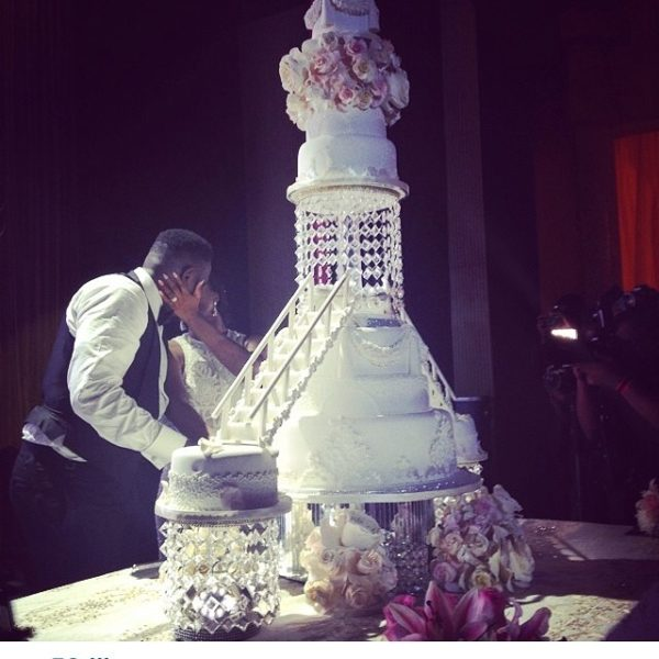 dr sid and simi wedding cake