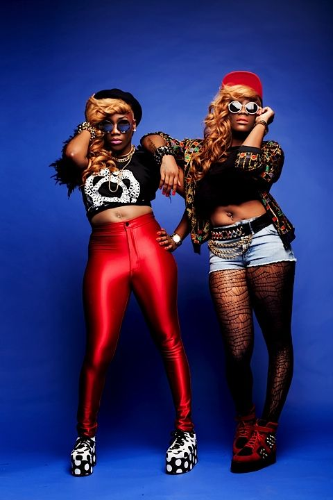 eLVee Twins on BN Music - August 2014 - BellaNaija.com 01009