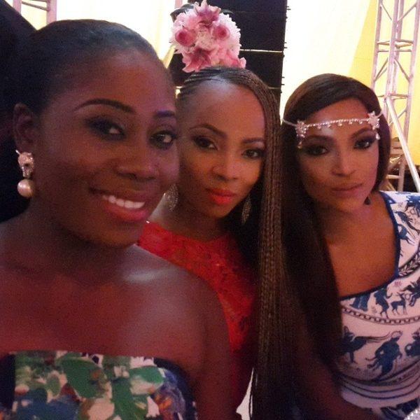 Gbemi Olateru-Olagbegi, Toke Makinwa & Freda Francis