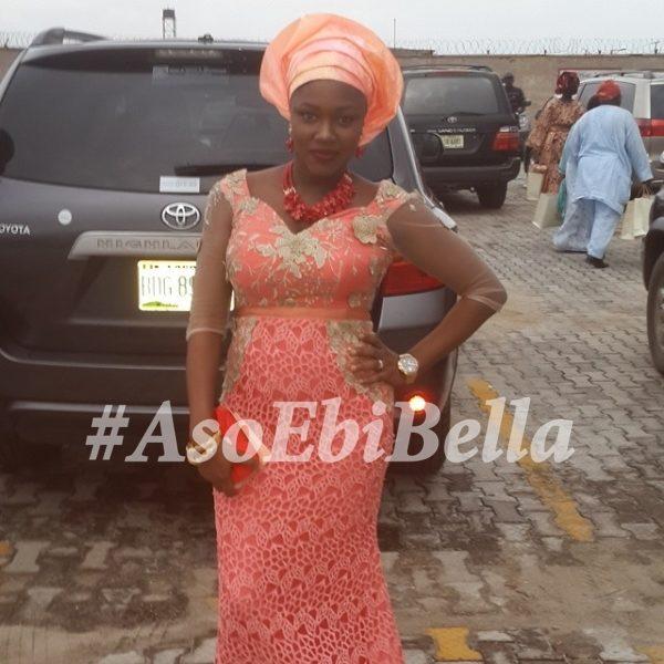 recent 1sttie mum @mosunmola1 in @phunkafrique, aso ebi, asoebi, asoebibella