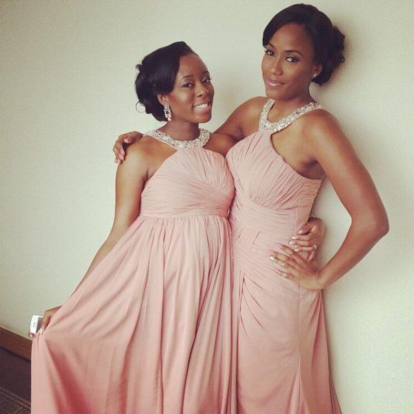 simi osomo bridesmaids