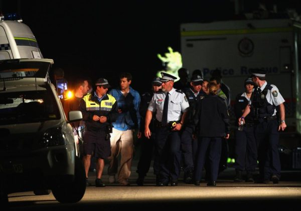 Police Called To Sydney Suburb After Bomb Reportedly Strapped To Teenager In Extortion Attempt