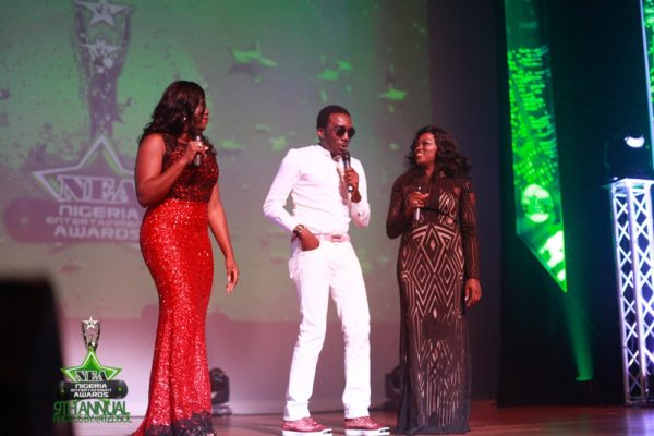 2014 Nigeria Entertainment Awards NEA BellaNaija September 2014012014 NEA Hosts