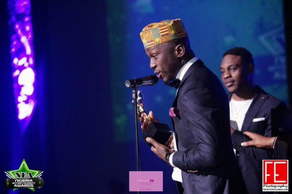 2014 Nigeria Entertainment Awards NEA BellaNaija September 201405DJ Spinall