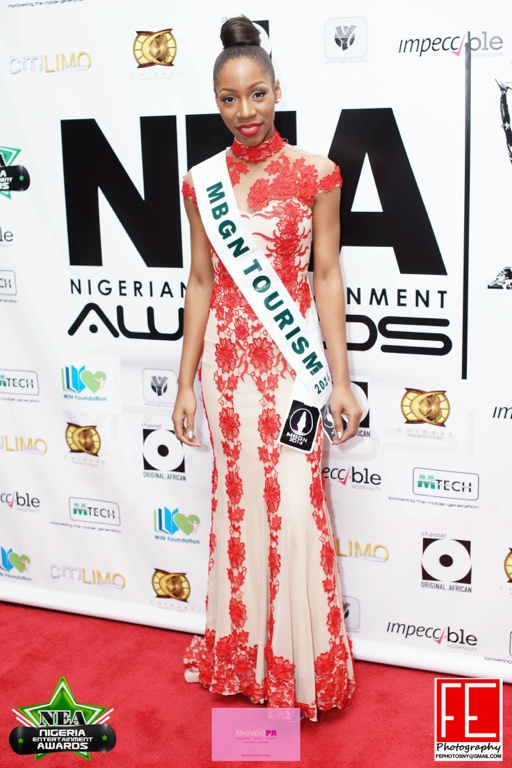 MBGN Tourism 2014 - Chinyere Adogu