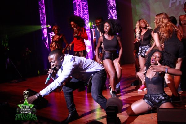2014 Nigeria Entertainment Awards NEA BellaNaija September 201420MC Galaxy (1)