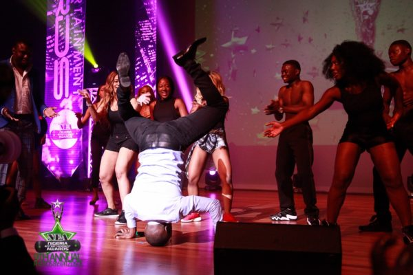 2014 Nigeria Entertainment Awards NEA BellaNaija September 201421MC Galaxy