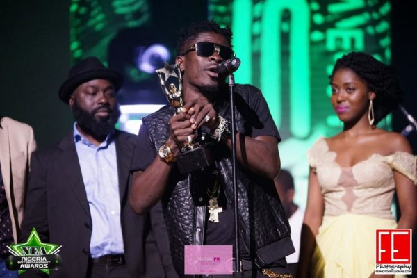 2014 Nigeria Entertainment Awards NEA BellaNaija September 201423Shatta Wale