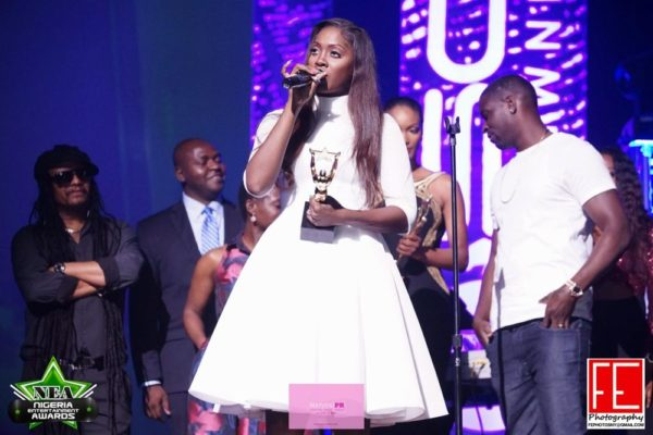 2014 Nigeria Entertainment Awards NEA BellaNaija September 201427TiwaSavage
