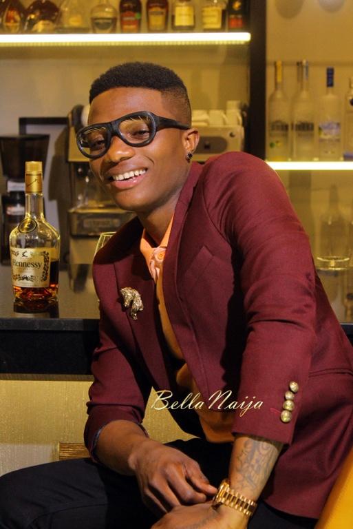 2Face Idibia Wizkid Hennessy Artistry 2014 BellaNaija 29