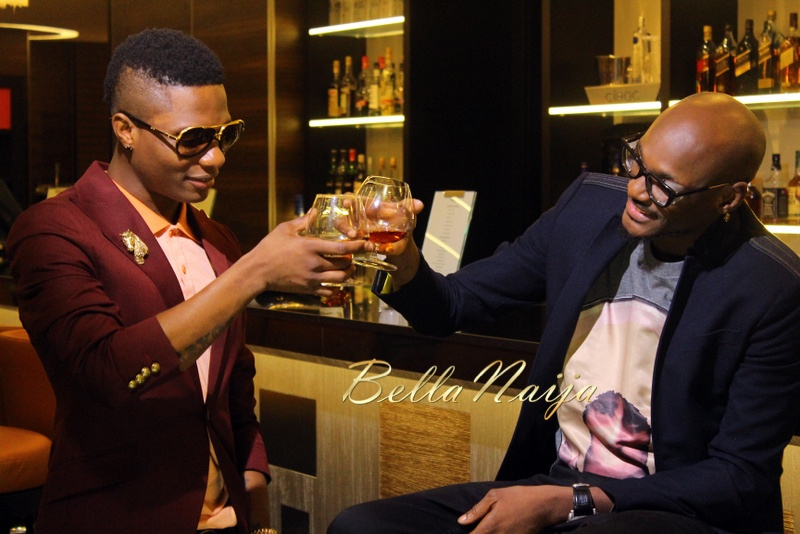 2Face Idibia Wizkid Hennessy Artistry 2014 BellaNaija 38