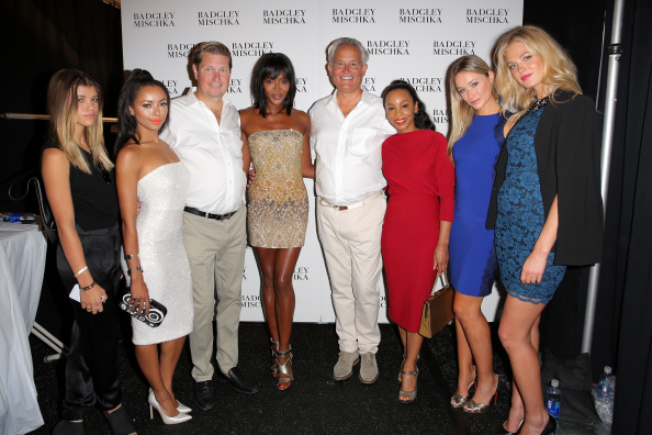 Badgley Mischka with Celebrity Guests