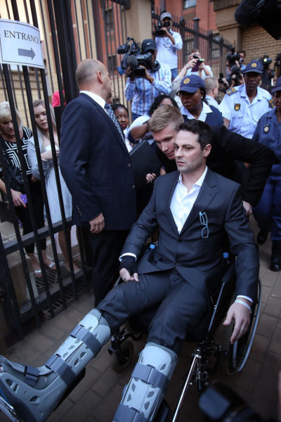 The Judge Reaches Her Verdict In The Trial Of Oscar Pistorius