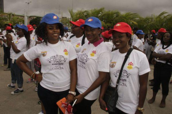4th Exquisite Magazine Against Cancer Walk in Lagos - Bellanaija - September2014002