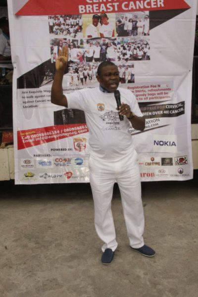 4th Exquisite Magazine Against Cancer Walk in Lagos - Bellanaija - September2014003