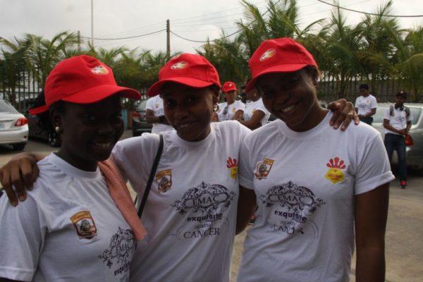 4th Exquisite Magazine Against Cancer Walk in Lagos - Bellanaija - September2014004