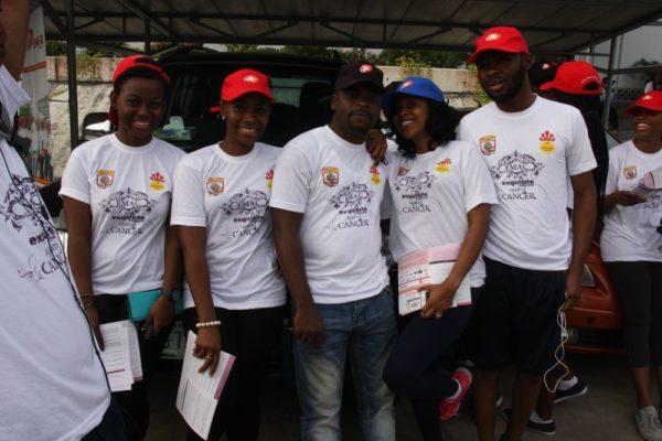 4th Exquisite Magazine Against Cancer Walk in Lagos - Bellanaija - September2014006