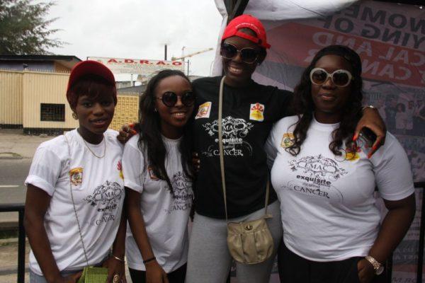 4th Exquisite Magazine Against Cancer Walk in Lagos - Bellanaija - September2014023